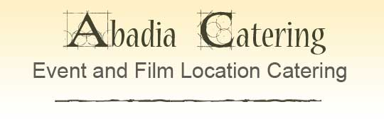 Abadia Film Catering London UK